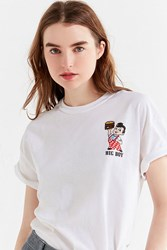 Urban Outfitters Big Boy Tee White
