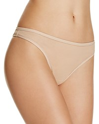 Only Hearts Club Whisper Thong 50899 Nude