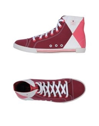 Helly Hansen High Tops And Trainers Maroon