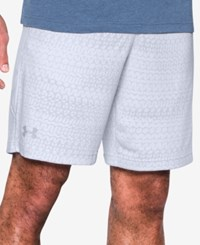 Under Armour Raid Jacquard Shorts White
