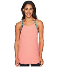 Carve Designs Airlia Tank Top Sunkiss Women's Sleeveless Yellow