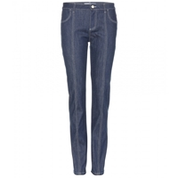 Givenchy Straight Leg Jeans Deep Blue