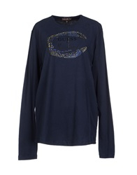Guess By Marciano T Shirts Slate Blue