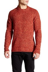 Wesc Aro Knit Sweater Red