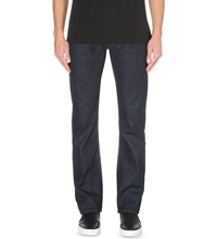 Ralph Lauren Black Label Slim Fit Straight Jeans Monza Indigo