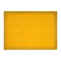 Versace Home Barocco And Robe Bath Mat Gold