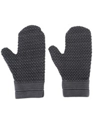 S.N.S. Herning 'Final' Mittens Grey