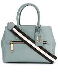 Marc Jacobs Gotham East West Tote Blue