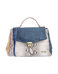Ebarrito Handbags Blue
