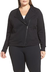 Zella Plus Size Women's More Moto Jacket