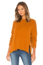 Cupcakes And Cashmere Kirk Sweater Orange