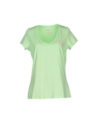 Pepe Jeans T Shirts Acid Green