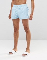 Ringspun Short Shorts Co Ord Blue