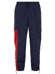 P.A.M. Contrast Panel Track Pants Navy