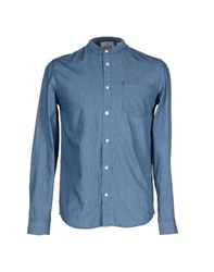 Cheap Monday Denim Denim Shirts Men
