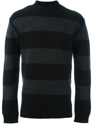 Soulland 'Mansour' Turtleneck Sweater Black