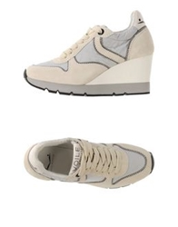 Voile Blanche Low Tops And Trainers Beige