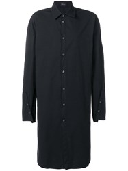 Lost And Found Ria Dunn Tunic Shirt Jacket Black