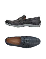 Luciano Padovan Loafers Grey