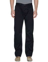 Orlando Casual Pants Dark Blue