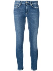 Dondup Classic Skinny Fit Jeans Blue