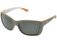 Zeal Optics Idyllwild Powdered Peach W Polarized Dark Grey Lens Sport Sunglasses Gray