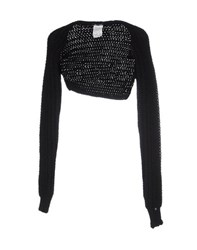 Denny Rose Topwear Shrugs Women Black