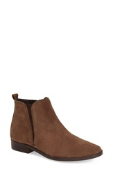 Andre Assous Andre Assous 'Justyna' Bootie Women Taupe Leather