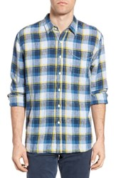 True Grit Men's Plaid Sport Shirt