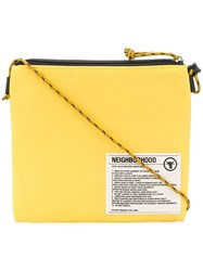 Neighborhood Sacoche Shoulder Bag Yellow