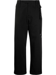 Craig Green Side Lace Detail Cropped Trousers 60