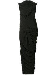 Rick Owens Perfectly Fitted Dress Black