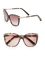 Jason Wu Nadya 57Mm Cat's Eye Sunglasses Tortoise