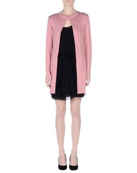 Annarita N. Suits And Jackets Outfits Women Pink