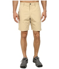 Mountain Khakis Poplin Short Khaki Men's Shorts