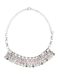 Pinko Necklaces Pink