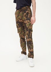 Off White 'S Camo Cargo Pant In Assorted Size 29 100 Cotton