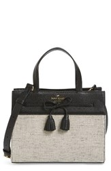 Kate Spade New York Hayes Street Fabric Small Isobel Satchel