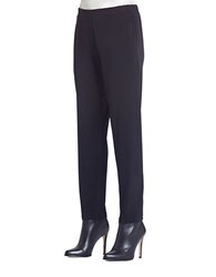 Bcbgeneration Straight Leg Knit Pants Black