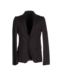 Gazzarrini Suits And Jackets Blazers Men Black