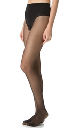 Falke Control Top Silhouette Tights Black