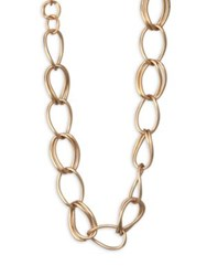 Stephanie Kantis Flow Chain Necklace Yellow Gold