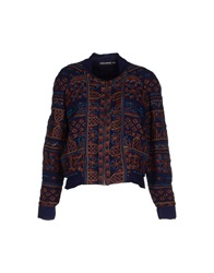 Antik Batik Jackets Dark Blue