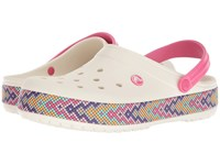 Crocs Crocband Gallery Clog Oyster 1 Clog Shoes Bone