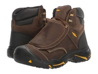 Keen Utility Mt. Vernon Met Cascade Brown Tawney Olive Men's Work Pull On Boots