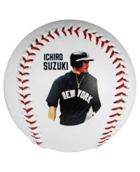 Rawlings Sports Accessories Rawlings Ichiro Suzuki New York Yankees Original Team Logo Baseball