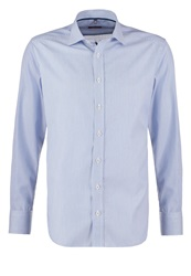 Eterna Modern Fit Formal Shirt Blau Weiss Blue