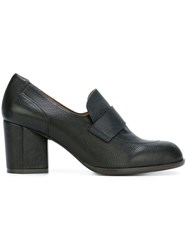 Chie Mihara 'Home' Loafers Black