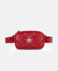Stella Mccartney Red Star Belt Bag