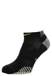 Nike Performance Lightweight Sports Socks Black Volt